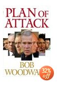 Cover of new Bob Woodward book, Plan of Attack.